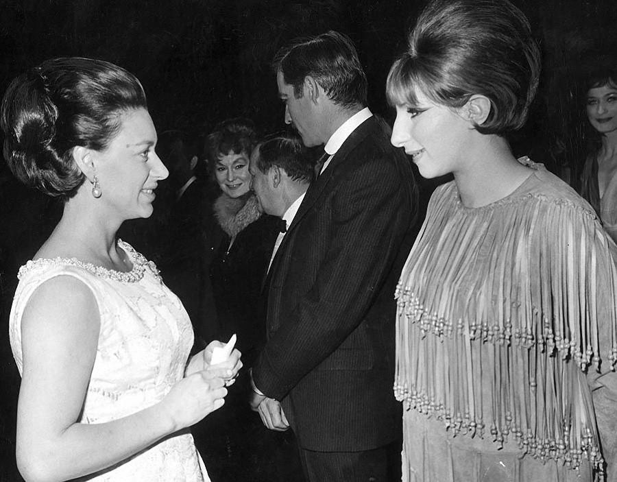 Маргарет и Барбара