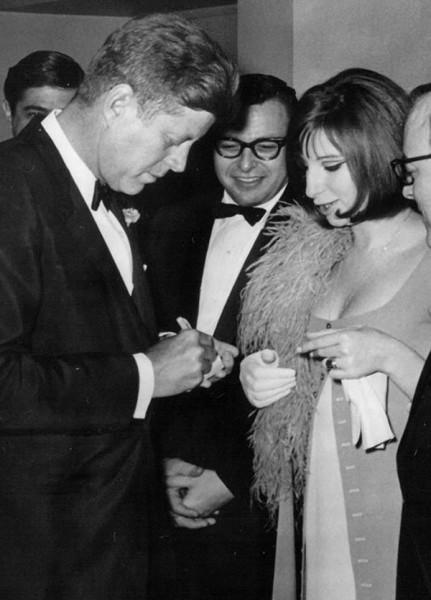 Кеннеди и Барбара