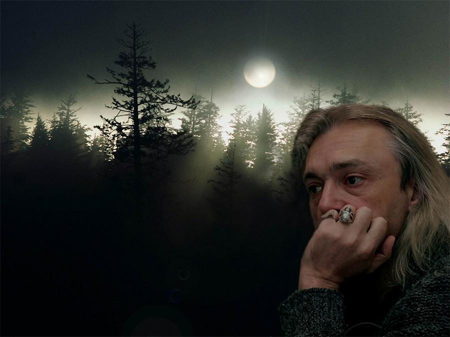 "Константин Кинчев - ""Дождь"""