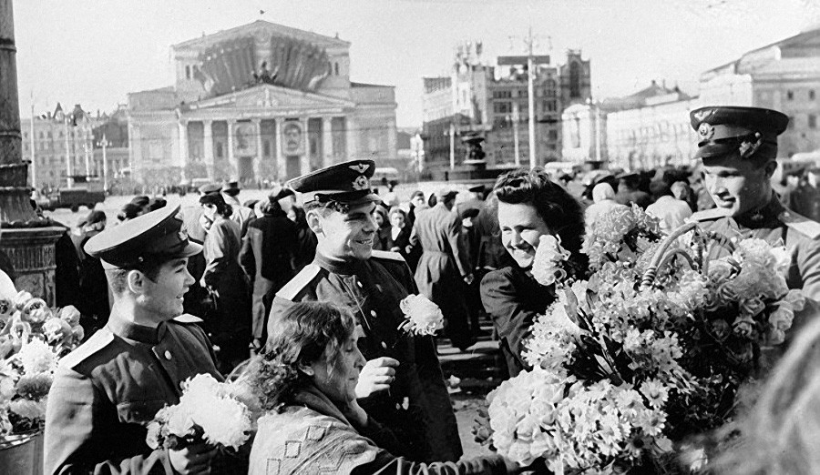 9 мая 1945 года: dubikvit — LiveJournal