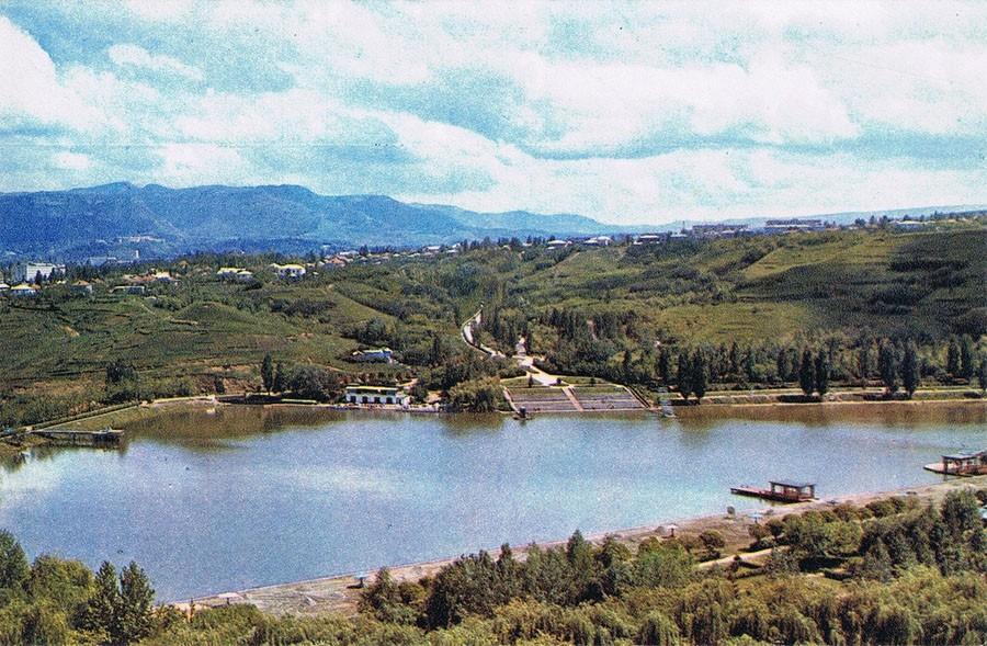70-е Кисловодское городское зеро