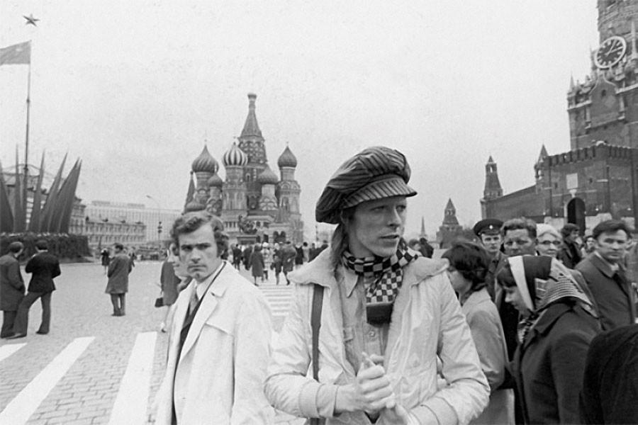 Дэвид Боуи, 1973