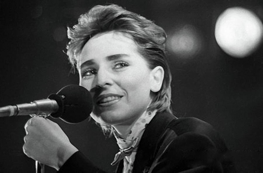 Жанна Агузарова, 1987 год