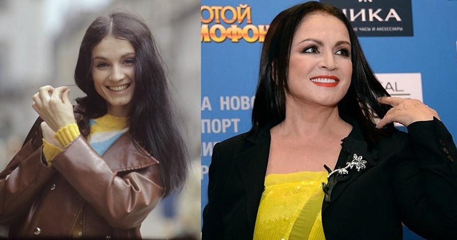 София Ротару 1973-2015