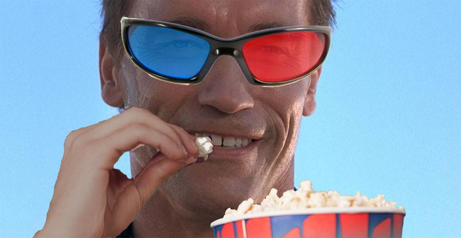 Терминатор 2: Судный день в 3D! Скоро!!!