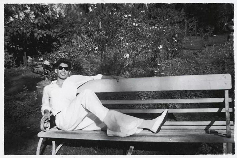Фаррух Булсара в начале 60-х
