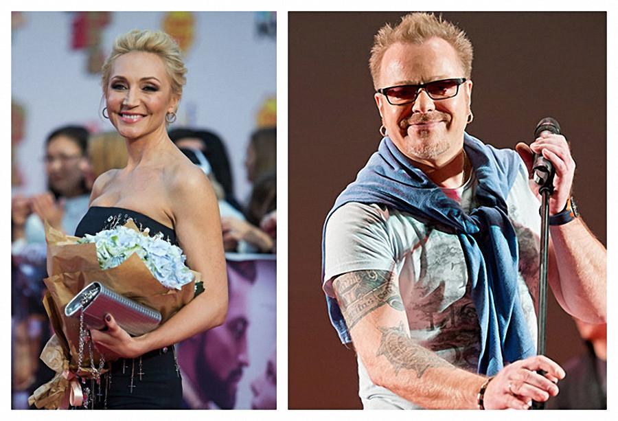 Кристина Орбакайте и Владимир Пресняков-младший 2016 год