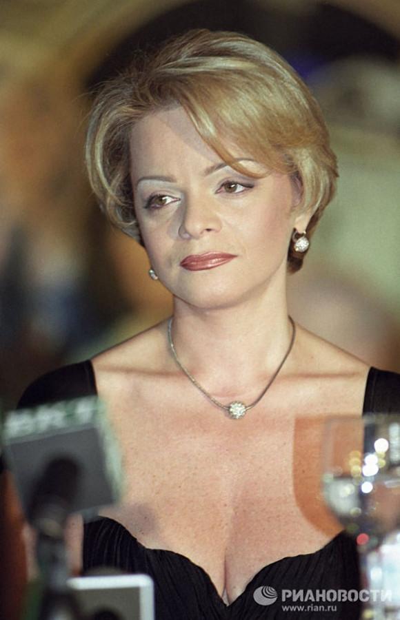 Лариса Долина 1998 год