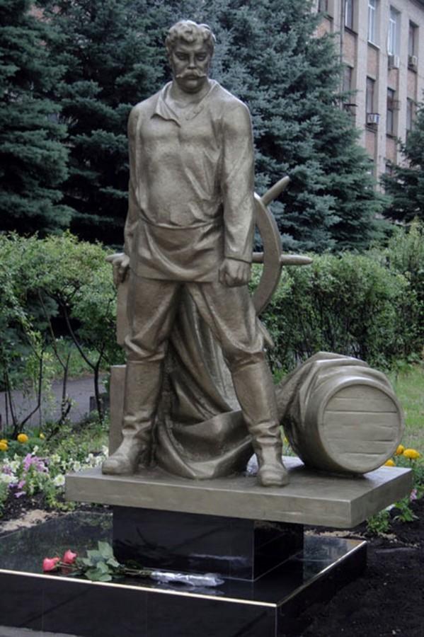 04 Верещагин в Луганске