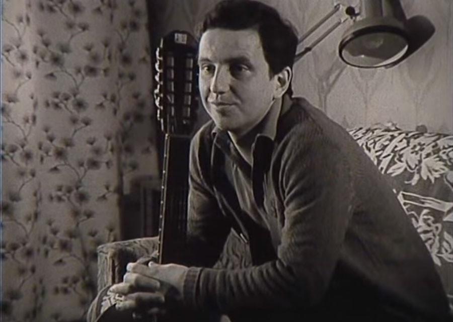 Владимир Шахрин 1986 год