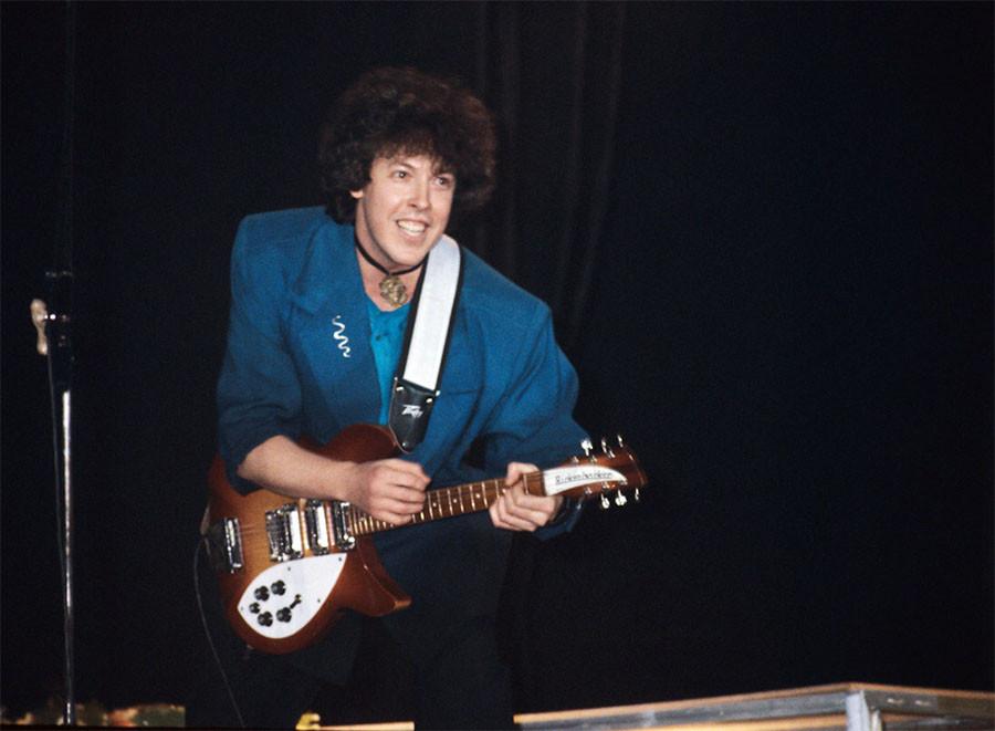 Андрей Макаревич, 1987 год