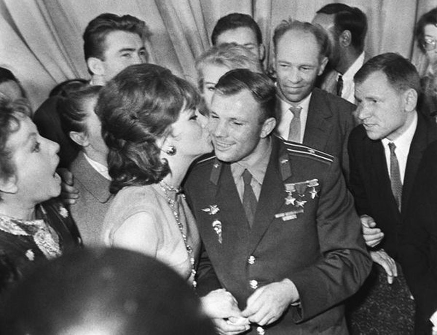 Лица советской эпохи. 1961 год