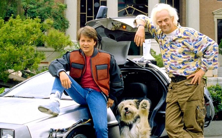 """Как подружились Марти МакФлай и Док Браун. Предыстория """"Назад в будущее"""""""