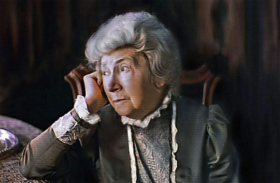 "Миссис Хадсон из ""Приключений Шерлока Холмса и доктора Ватсона"""