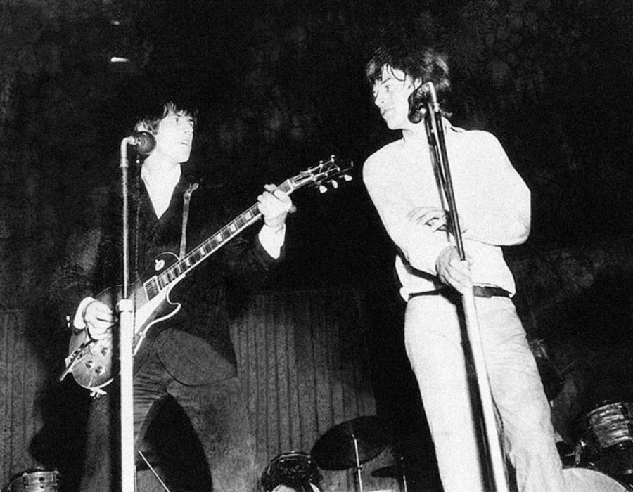 107 The Rolling Stones concert - City Hall, Australia - 1965