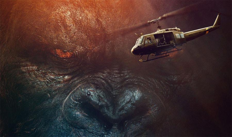 """Новый трейлер """"Кинг Конга"""" - самый большой Конг в истории кино"""
