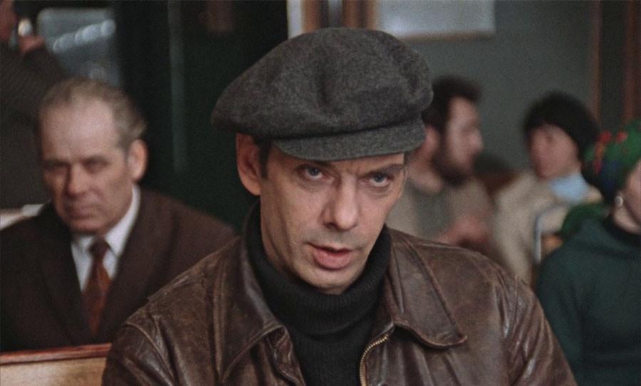 "Гоша, он же Гога из ""Москва слезам не верит"""
