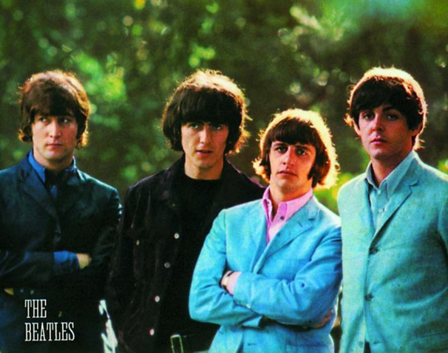 123 The Beatles - 1966