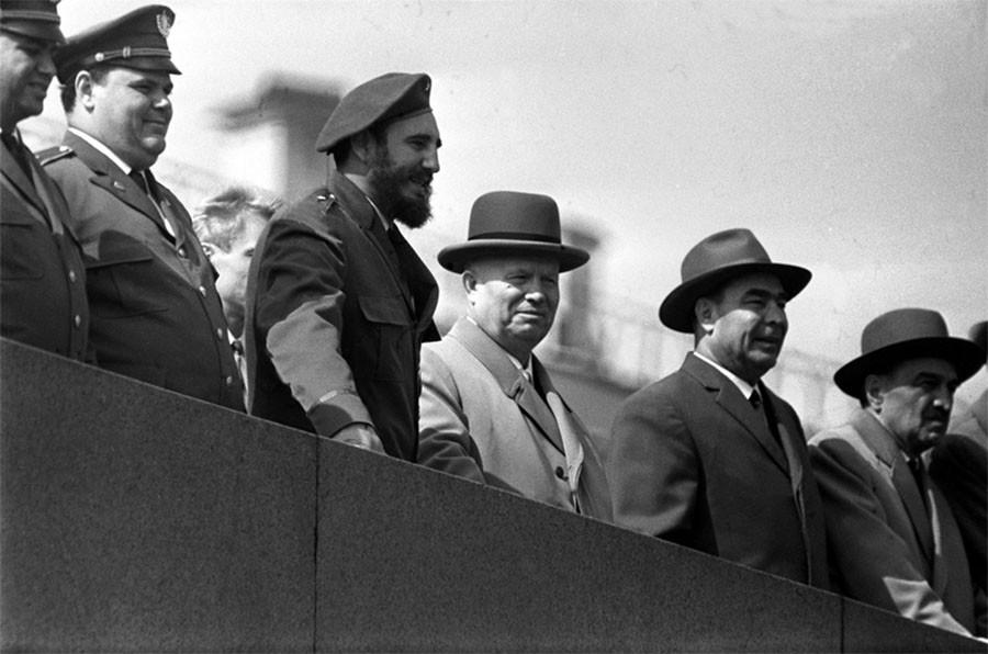 Лица советской эпохи. 1962 год