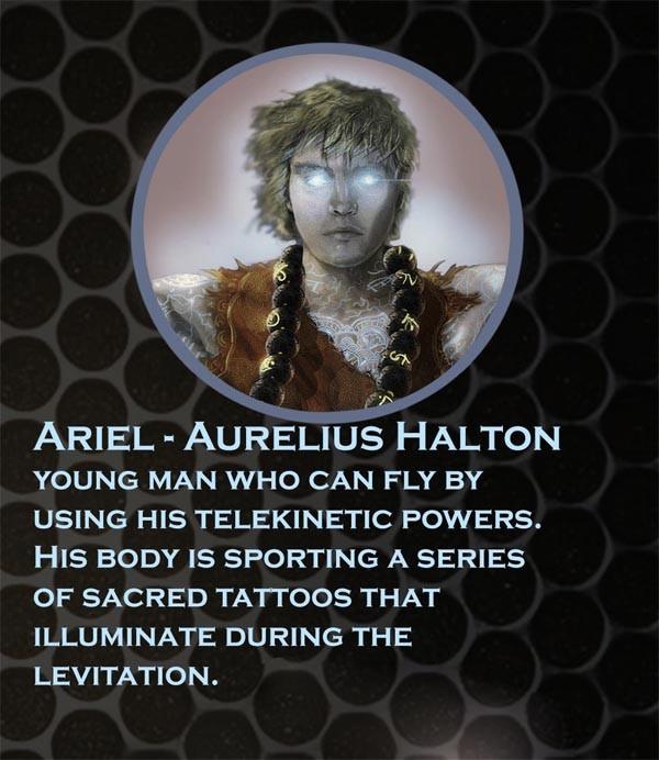 Аврелий Гальтон