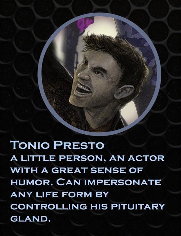 Антонио Престо