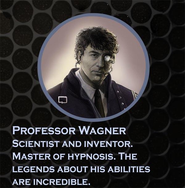 Профессор Вагнер