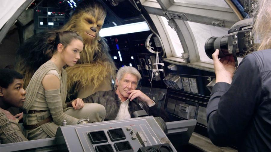 Первый тизер новых Звёздных войн. Времена джедаев окончились или джедаям пора положить конец?