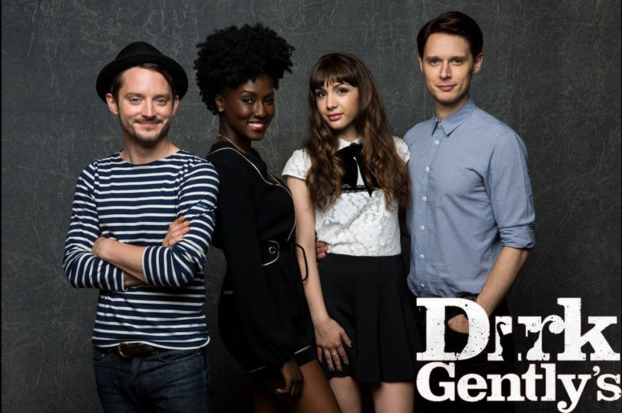 "Dirk Gently""s Holistic Detective Agency"