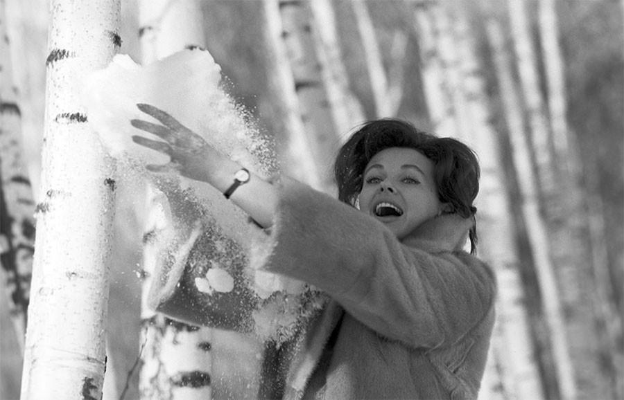 Наталья Фатеева, 1964 год