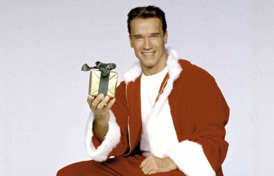 Рождественские фото знаменитостей