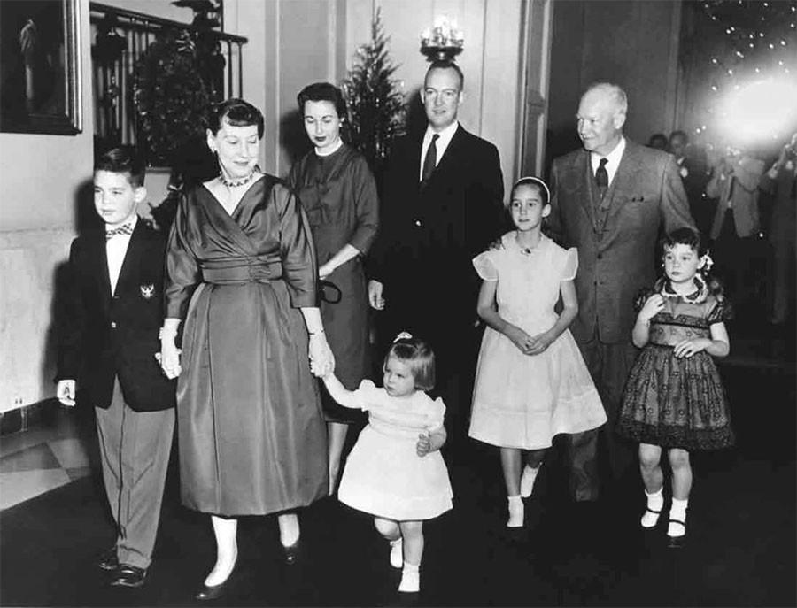 Семья Эйзенхауэр