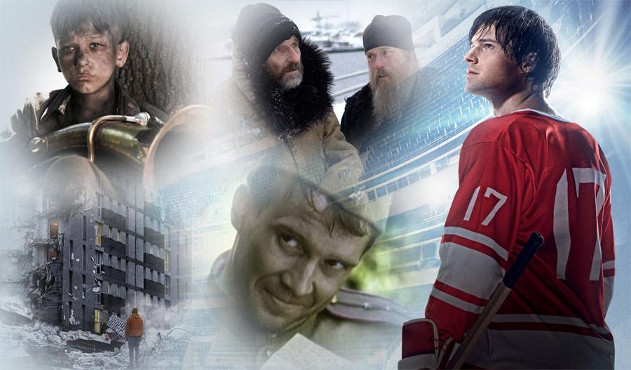 Самые популярные российские фильмы нынешнего столетия
