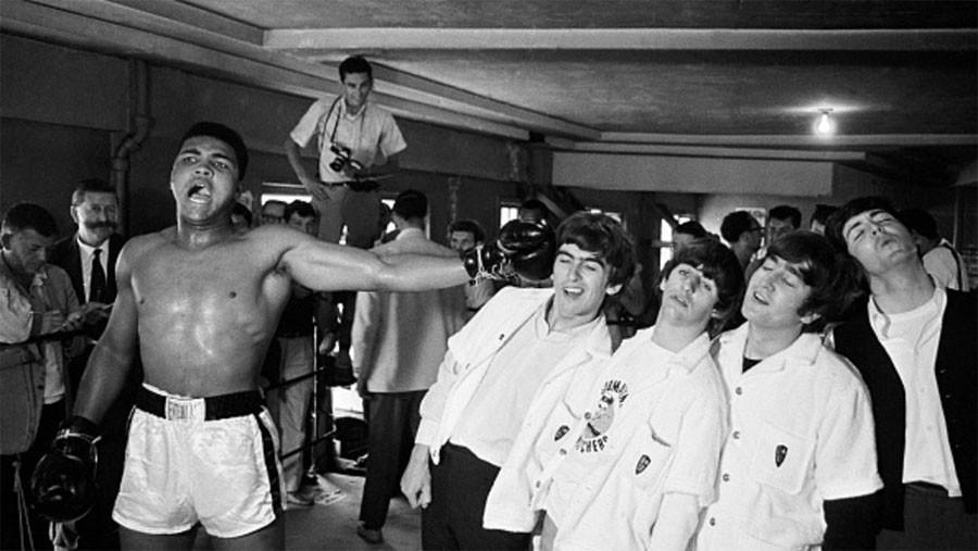 Мохаммед Али против Битлз, 1964 год