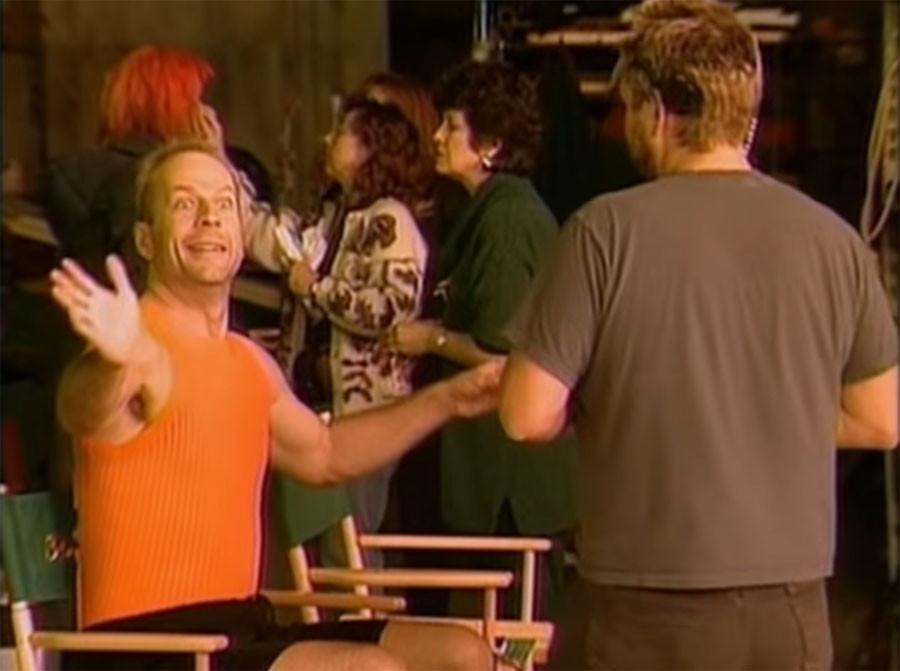 Почему Брюс Уиллис снялся в Пятом элементе в роли Корбена Далласа 102