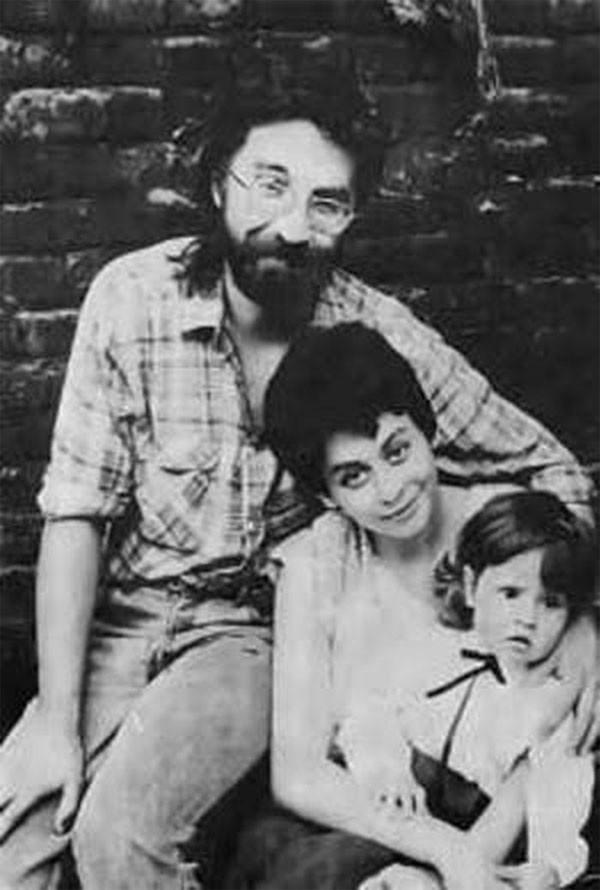 Ю. Шевчук с семьей