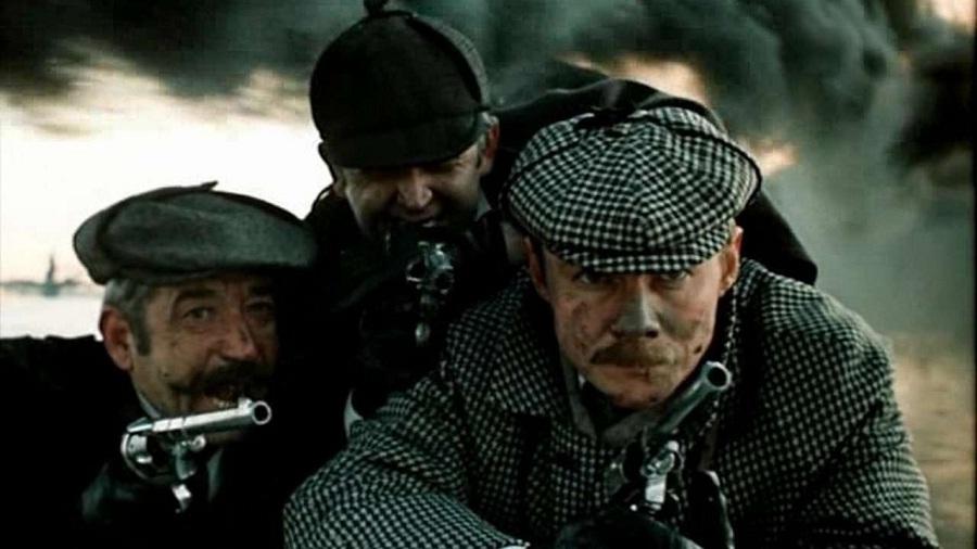 Шерлок Холмс и доктор Ватсон Сокровища Агры