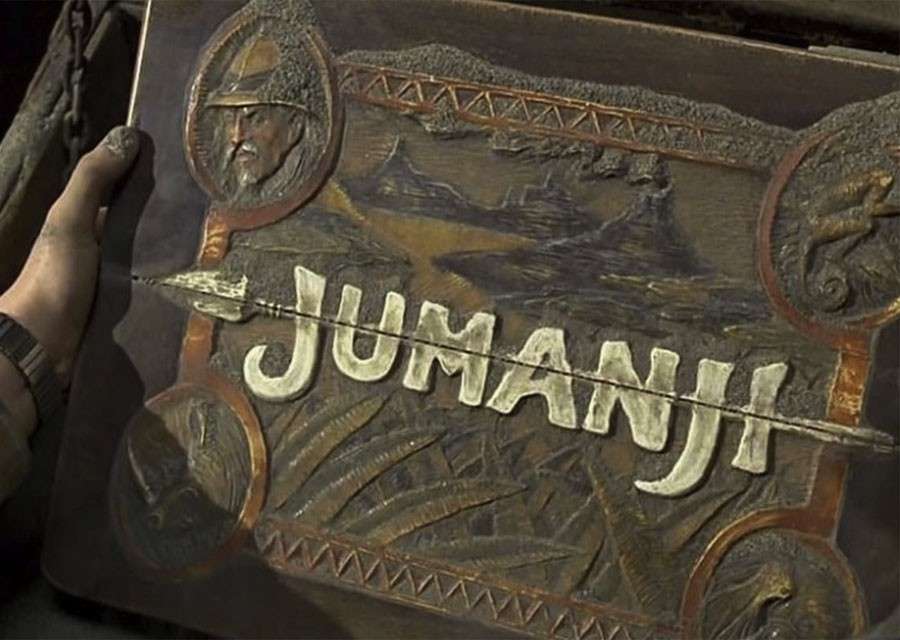 """В новом """"Джуманджи"""" настольную игру заменят приставкой"""