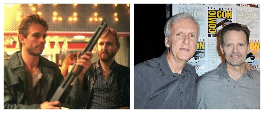 James Cameron Michael Biehn