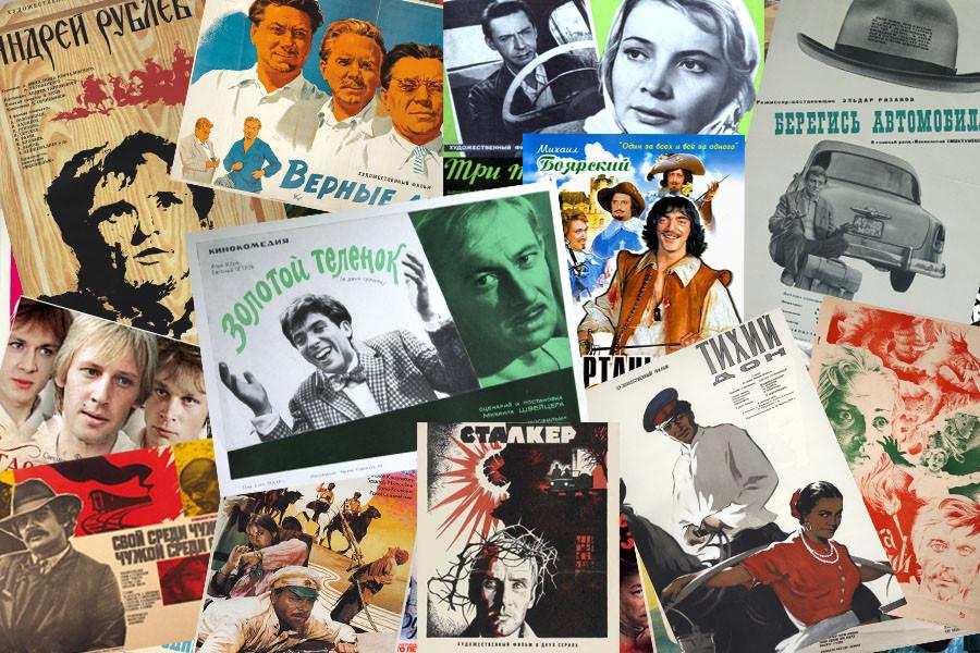 Ещё 100 лучших фильмов советского кино