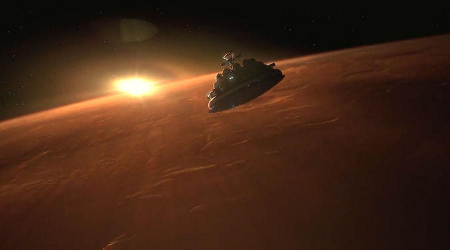Марсианин 2