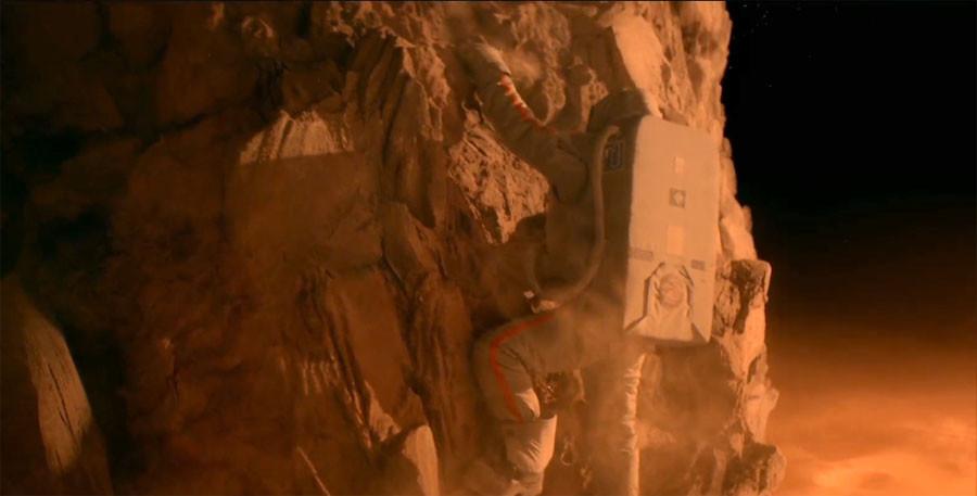 Марсианин 3