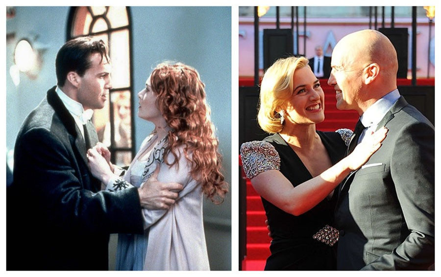 Kate Winslet Billy Zane