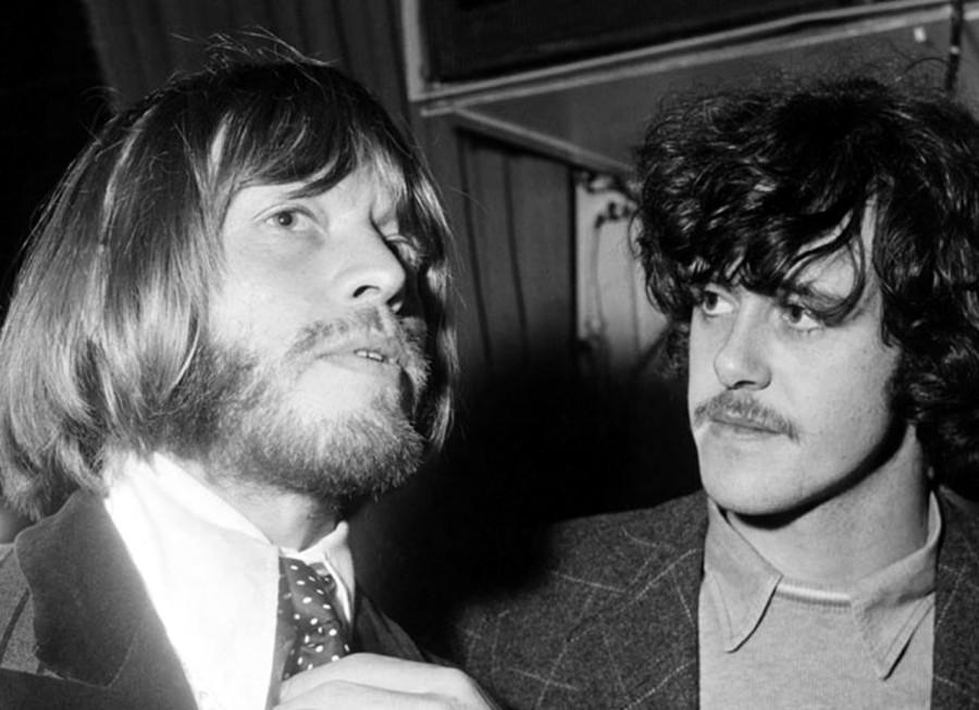 304 Брайан Джонс и Донован, 1968