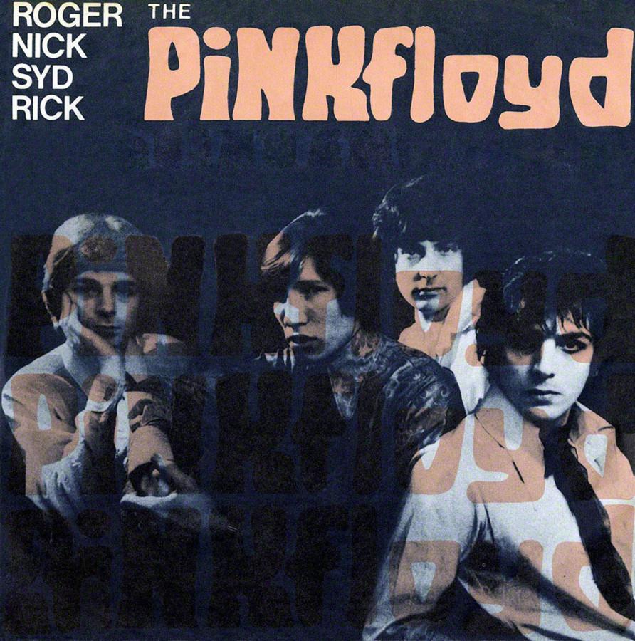 307 Pink Floyd -  1967 год