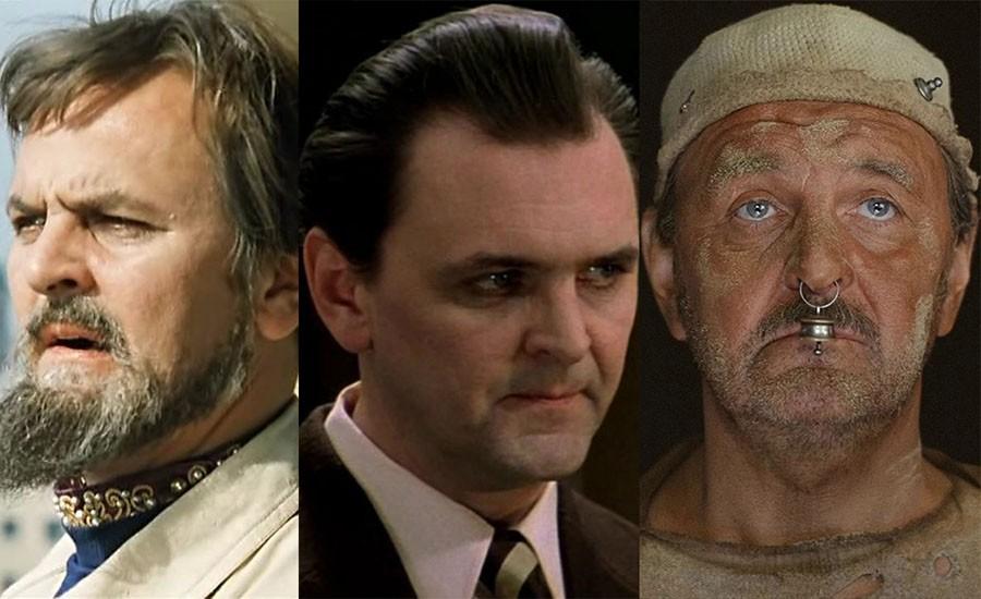 Три роли Юрия Яковлева