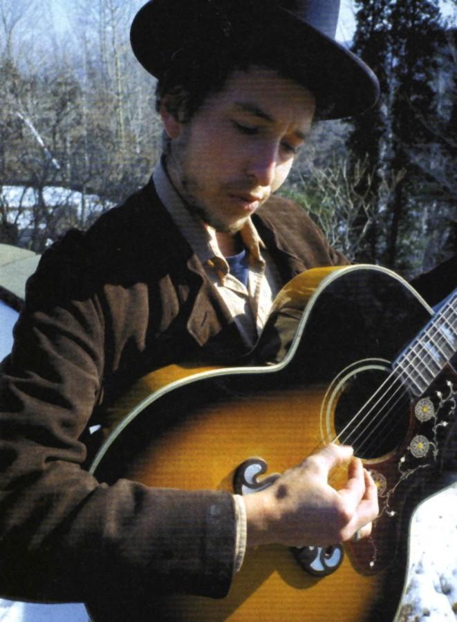 312 Боб Дилан,  1968