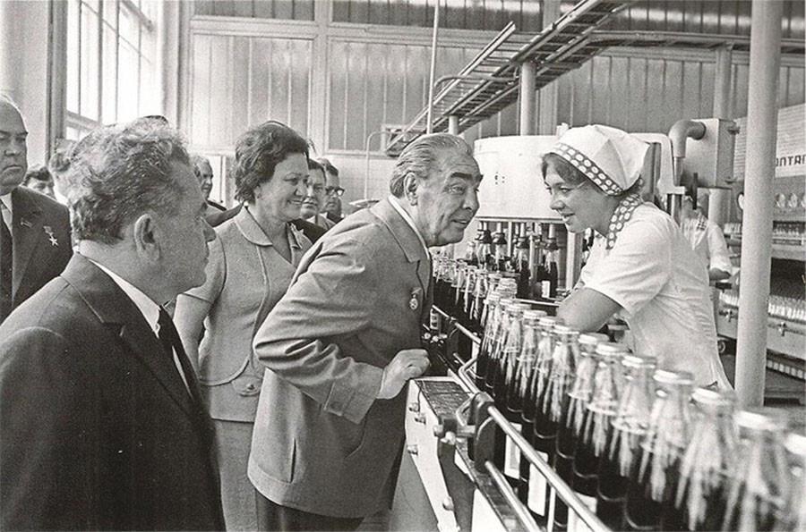 Реклама Пепси-Колы и Кока-Колы в СССР