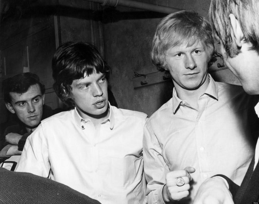 318 Мик Джаггер и Эндрю Луг Олдхэм, 1965 год