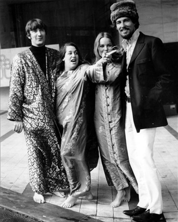 321 Mamas & Papas, 1967 год