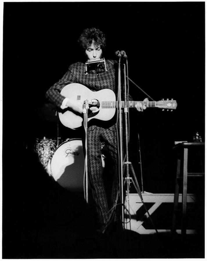 322 Боб Дилан в Беркли, 1965